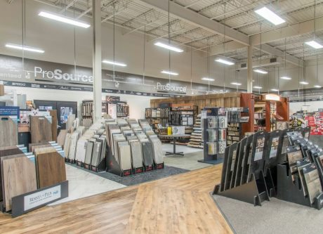 Remodelers have access to a wide selection of home remodeling products through ProSource Wholesale
