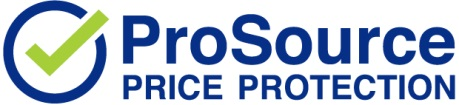 Benefits of trade pro membership at ProSource Wholesale include price protection