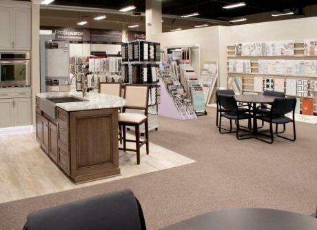 Benefits of trade pro membership at ProSource Wholesale include a private showroom