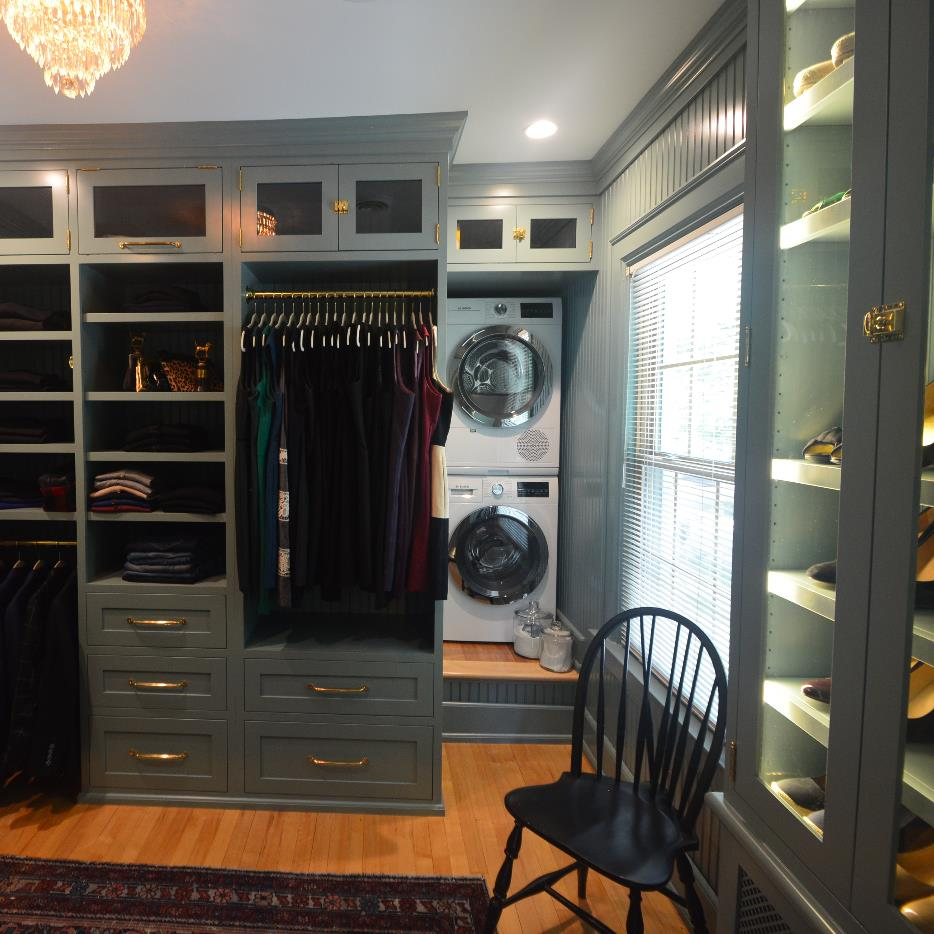 Custom Master Closet | ProSource Wholesale