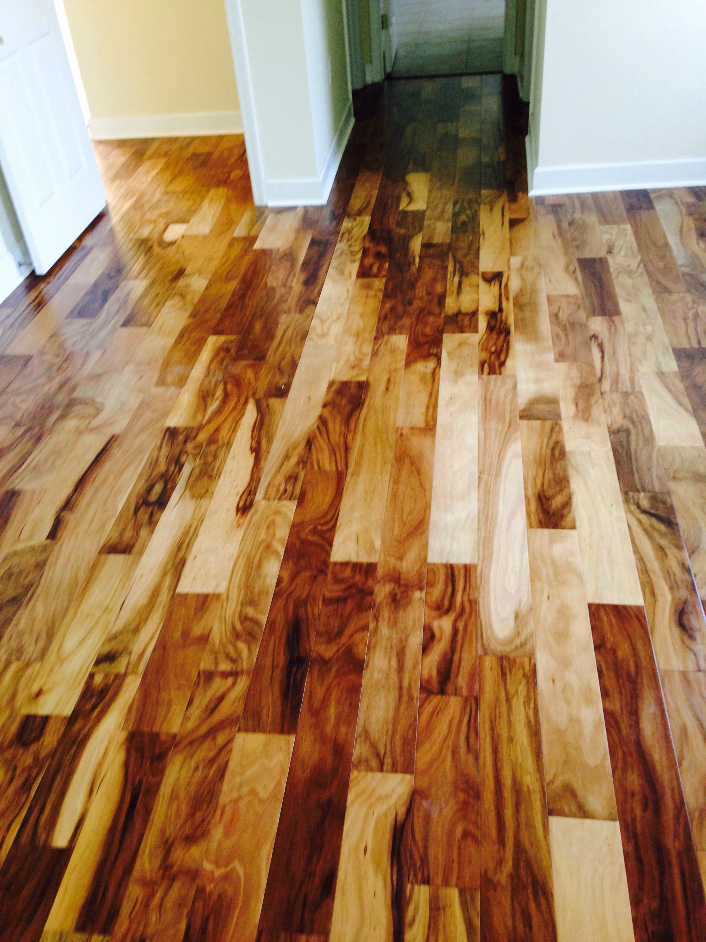 Dark And Light Wood Floor Basement ProSource Wholesale - Light or dark wood flooring