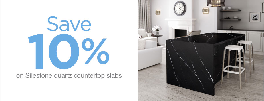 Silestone quartz countertop slabs on promotion at ProSource Wholesale